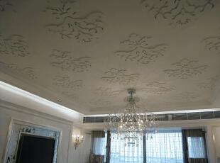 硬装底,精致。,120平,17万,现代,一居,客厅,白色,