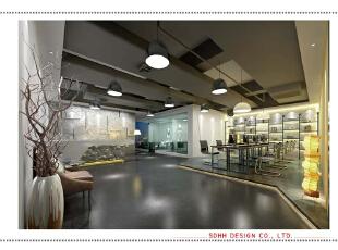 办公空间设计150605 01,办公楼设计,办公室设计,办公空间设计,办公室装修设计,南宁办公室设计,