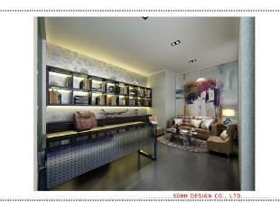 办公空间设计150605 04,南宁办公室装修设计,办公空间装修设计,办公空间设计,办公楼装修设计,