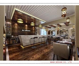咖啡厅设计150618