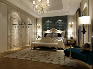 ,180平,60万,欧式,大户型,卧室,白色,绿色,