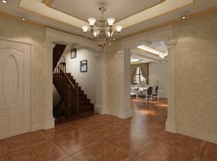 ,380平,20万,中式,别墅,客厅,黄色,