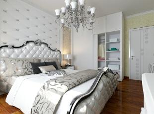 ,139.0平,99800.0万,欧式,三居,卧室,白色,