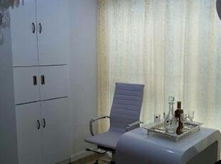 ,45平,3万,现代,一居,卧室,白色,