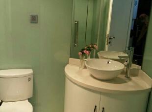 ,45平,3万,现代,一居,卫生间,绿色,