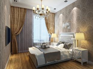 ,120平,15万,现代,两居,卧室,粉色,