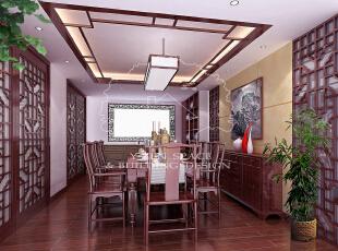 ,95平,76万,现代,两居,餐厅,原木色,