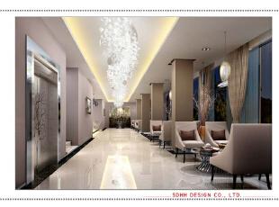酒店设计 SD150601 03,星级酒店设计,酒店装修,南宁酒店设计,