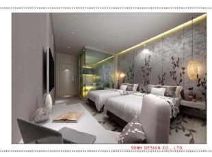 酒店设计 SD150601 08,酒店设计,南宁酒店设计,星级酒店设计,酒店装修设计,精品酒店装修设计,