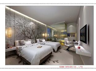 酒店设计 SD150601 09,南宁精品酒店设计,商务酒店设计,酒店装修设计,快捷酒店设计,酒店设计,