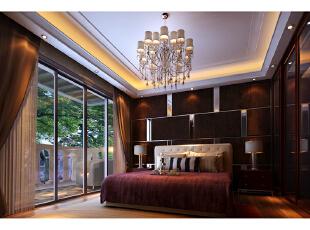 本设计定义为东南亚。将东南亚元素和现代感素材融为一体,使整个设计高雅,脱俗。整个空间以简洁的艺术造型和富有现代感的色彩构成,采用中**调,稳重,大气,却又不失品位。,390平,25万,混搭,别墅,卧室,中式,新古典,小资,原木色,