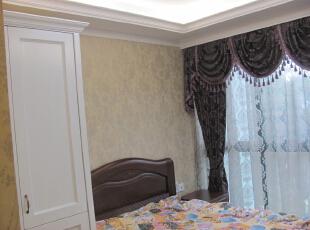 ,265平,45万,欧式,别墅,卧室,黄色,