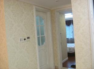 ,265平,45万,欧式,别墅,卧室,原木色,白色,