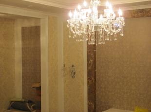 ,265平,45万,欧式,别墅,客厅,原木色,白色,