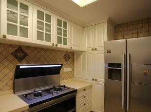 ,168平,15万,现代,四居,厨房,白色,