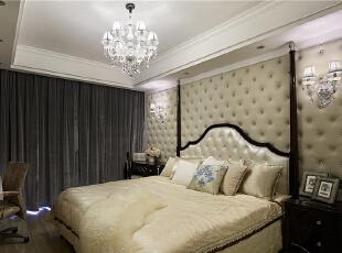 ,77平,6万,简约,两居,卧室,白色,