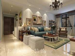 贰号城邦89平三室两厅现代简约装修效果图——客厅装修效果图,89平,6万,现代,三居,客厅,白色,