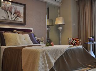 ,25平,16万,现代,一居,卧室,白色,粉色,紫色,