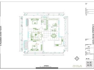 修改后的平面,把次卧的卫生间改出来,把主卧门改到电视背景墙这边,主要为了把原来过道地方加为衣帽间。,157平,15万,现代,三居,客厅,