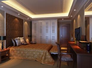 ,1500平,180万,阁楼,现代,卧室,原木色,