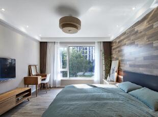 ,126平,10万,欧式,三居,卧室,白色,