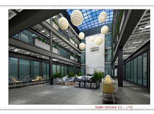 办公楼设计 150516 01,办公楼设计,南宁办公楼设计,曾华照,办公室设计,