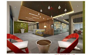 办公空间设计 150703