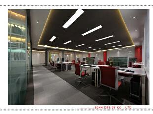 办公空间设计 150703 05,广州办公室设计,办公室装修设计,曾华照,办公室设计,办公楼设计,