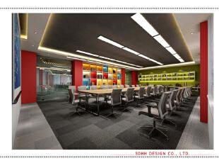 办公空间设计 150703 06,办公空间设计,办公室设计,曾华照,办公楼设计,办公室内设计,