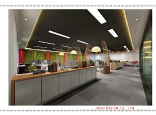 办公空间设计 150703 08,南宁办公室设计,曾华照,办公楼设计,写字楼设计,办公室设计,