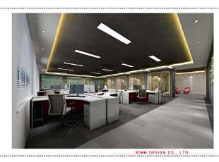 办公空间设计 150703 09,办公空间设计,办公楼设计,南宁办公空间设计,曾华照,办公装修设计,