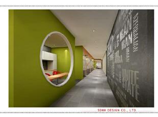 办公空间设计 150703 11,办公空间设计,办公室设计,曾华照,办公室装修设计,南宁办公楼设计,