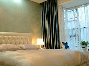 ,78平,10万,欧式,两居,卧室,白色,