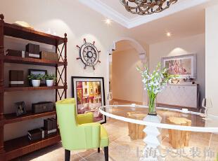 锦艺轻纺城160平四室两厅简欧风格装修样板间效果图---餐厅,140平,10万,欧式,四居,餐厅,原木色,黄色,