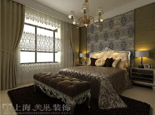 郑州蓝堡湾189平五室两厅现代简约装修效果图--主卧,189平,30万,现代,大户型,