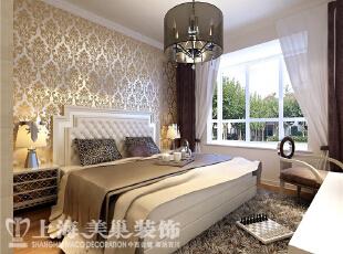 蓝堡湾189平五室两厅现代简约装修效果图--卧室,189平,30万,现代,大户型,