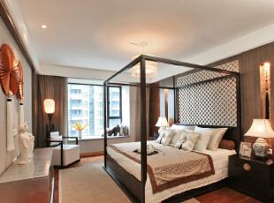 ,380平,28万,现代,大户型,卧室,黑白,