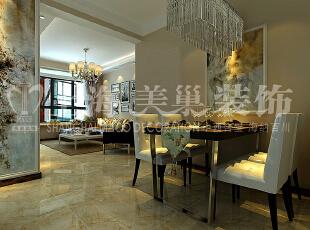 郑州润城87平两室两厅现代简约风格客厅装修效果图,87平,8万,现代,两居,餐厅,黄色,