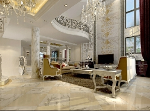 ,180平,480万,现代,别墅,日式,客厅,黄色,