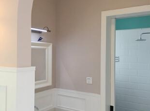 ,92平,15万,美式,两居,卫生间,白色,粉色,