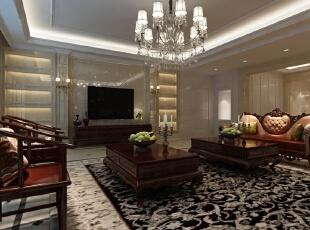 ,180平,480万,现代,别墅,客厅,白色,