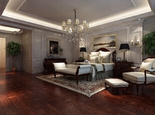 ,180平,480万,现代,别墅,卧室,原木色,