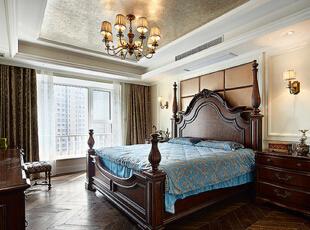 ,160平,20万,欧式,四居,卧室,