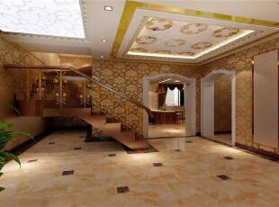 ,200平,15万,小资,跃层,客厅,黄色,
