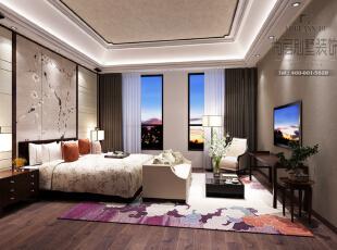 有时候布置一个家需要灵感,构造一种别墅装饰风格亦然如此,多元化的渗透可以让家变得韵意格调,风格化的演绎可以让家变得物语花香,多一处轻盈 多一丝构想。这样的家更加让你念念不忘。,800平,400万,中式,别墅,卧室,原木色,
