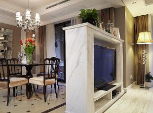 为您创造一个温馨环保健康的家庭环境,设计优雅壮观的风格 后期跟踪服务,让您在超凡装修无后顾之忧.,157平,13万,现代,三居,餐厅,原木色,