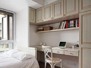 ,120平,7万,现代,三居,卧室,白色,