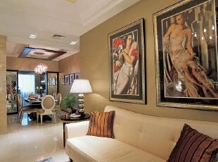,130平,9万,现代,三居,餐厅,原木色,