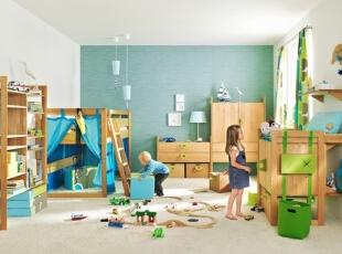 环境对成长很重要!儿童房应该要这样装修!