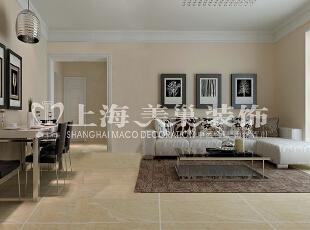 润城86平现代简约装修两室两厅效果图,沙发及隔断,86平,6万,现代,两居,